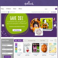 Top 10 us online greeting card websites 2018 reviews costs features hallmark image m4hsunfo